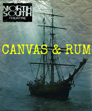 Canvas & Rum North South Theatre at Carn Marth Amphitheatre, Lanner
